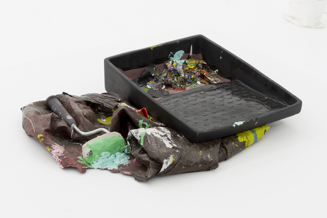 , 'Paint Tray With Roller,' 2015, Wil Aballe Art Projects   WAAP