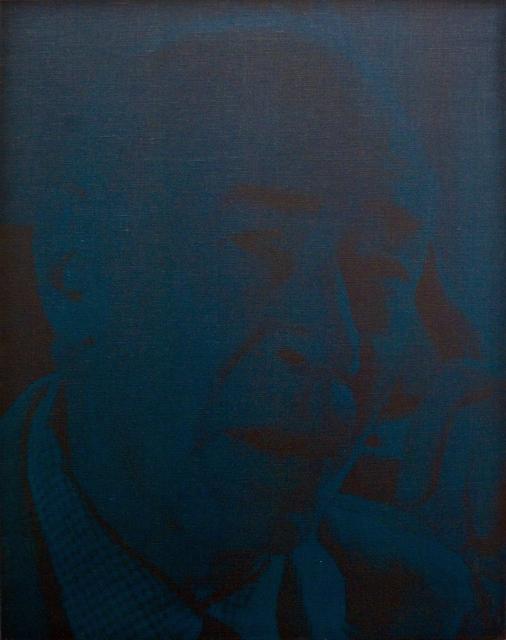 Gottfried Helnwein, 'Fire - Henry Miller', 1996, Collectors Contemporary