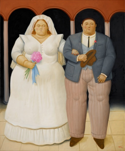 , 'The Wedding,' 2015, David Benrimon Fine Art