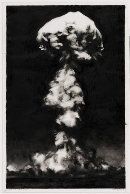 , 'Study of dog test,' 2003, Opera Gallery