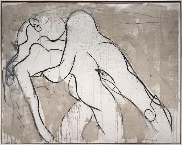 , 'Couple in the mist,' 2011, Matthew Liu Fine Arts