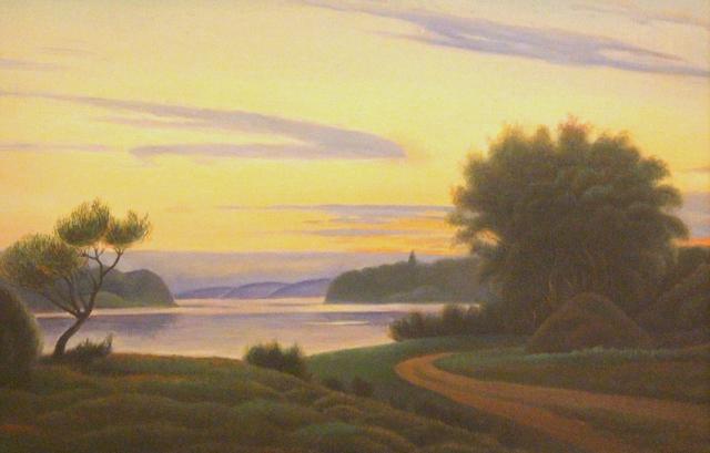 Vasily Timofeev, 'Spring at Ili River', 1995, OYANU Gallery