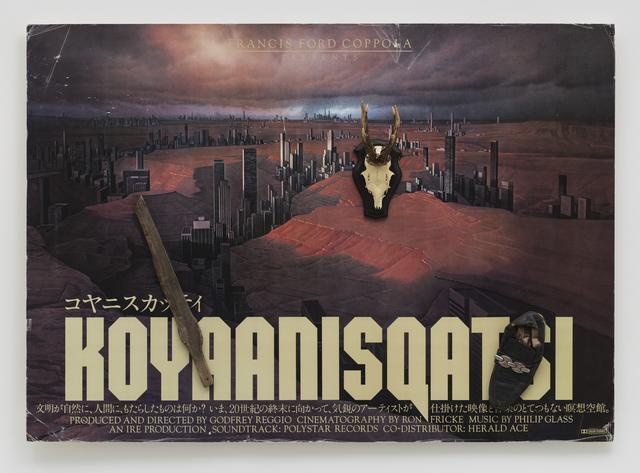 , 'Koyaanisqatsi,' 1982, Honor Fraser