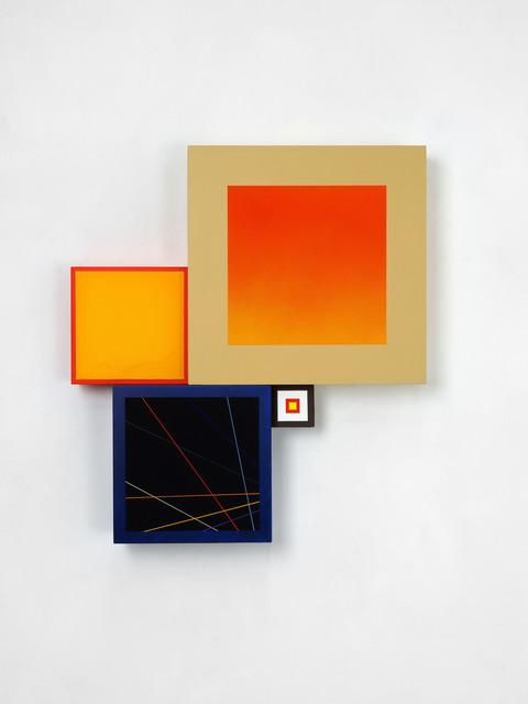 , 'Spatial Object (IV),' 2018, Kristin Hjellegjerde Gallery