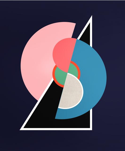 , 'Zenith Noon (Sonia Delaunay),' 2016, Kristin Hjellegjerde Gallery