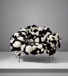 Humberto and Fernando Campana, 'Panda Banquette' chair,' 2007, Phillips: 20th Century & Contemporary Art & Design Evening Sale