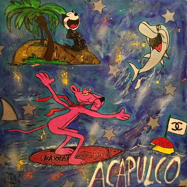 , 'Acapulco,' 2018, Samhart Gallery