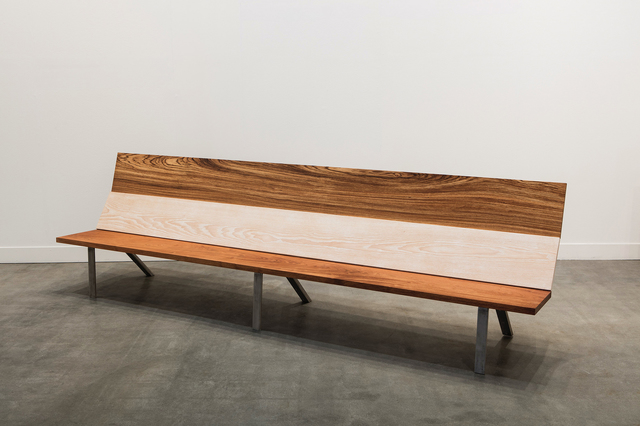, 'Untitled Bench,' 2016, Kayne Griffin Corcoran