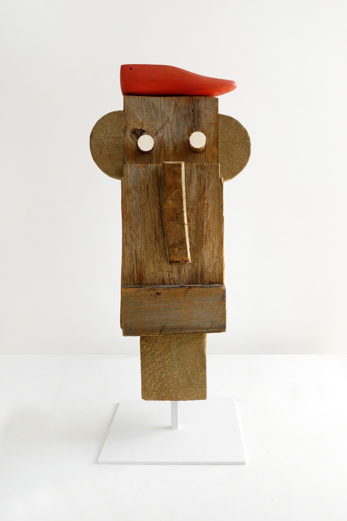 Janus with Red Beret