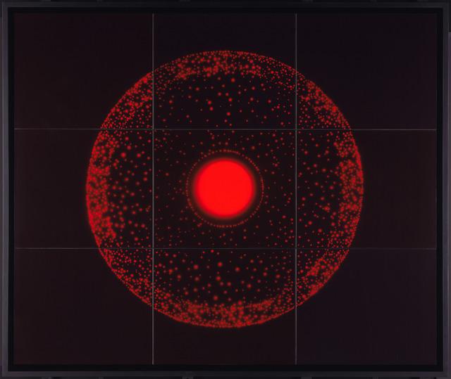 , 'Exposure (7 Hours of Light),' 2005, HackelBury Fine Art