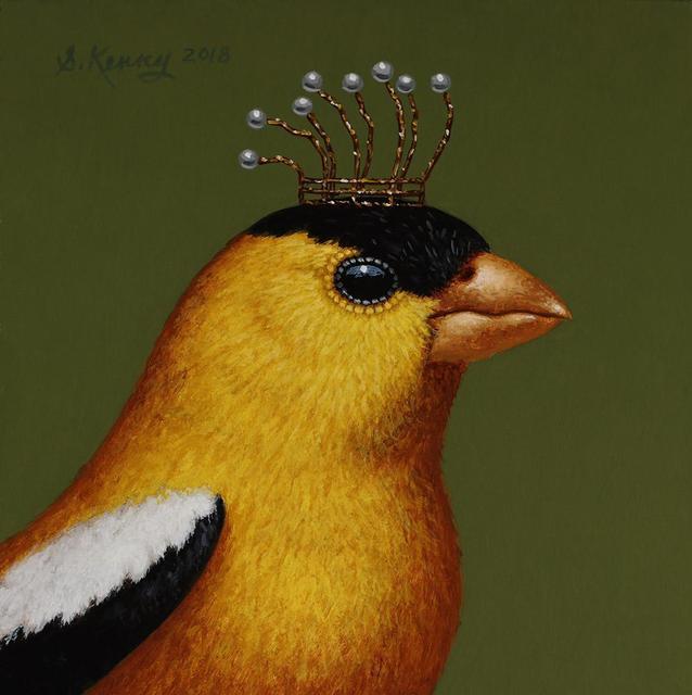 Steven Kenny, 'Royal Goldfinch', 2018, Beinart Gallery