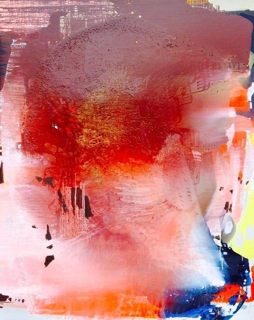 , 'Portrait (Stain),' 2013, Eleven Rivington