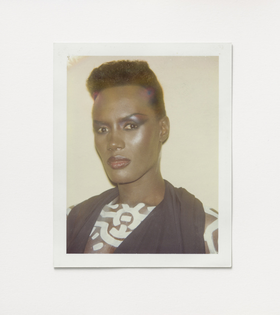 , 'Grace Jones,' 1984, BASTIAN