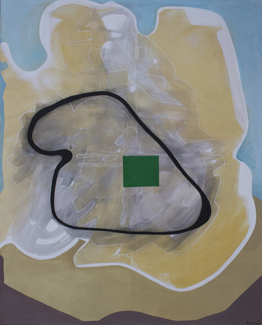, 'Upon-up III,' 2017, Matthew Liu Fine Arts