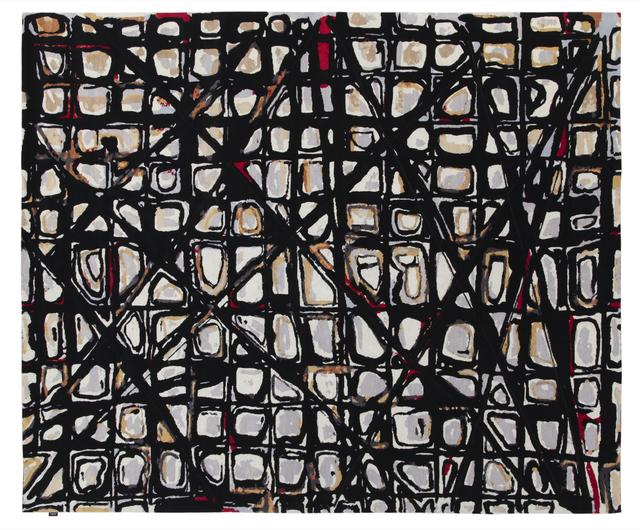 , 'Patterned Carpet,' 2017, R & Company