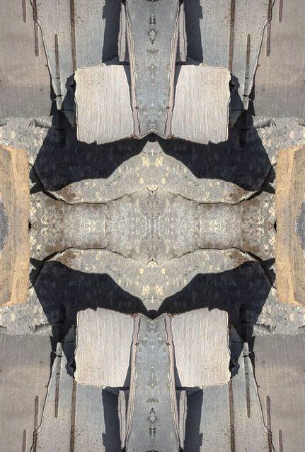 , 'Abedul fragmentado 1:3,' 2019, Baga 06 Art Gallery