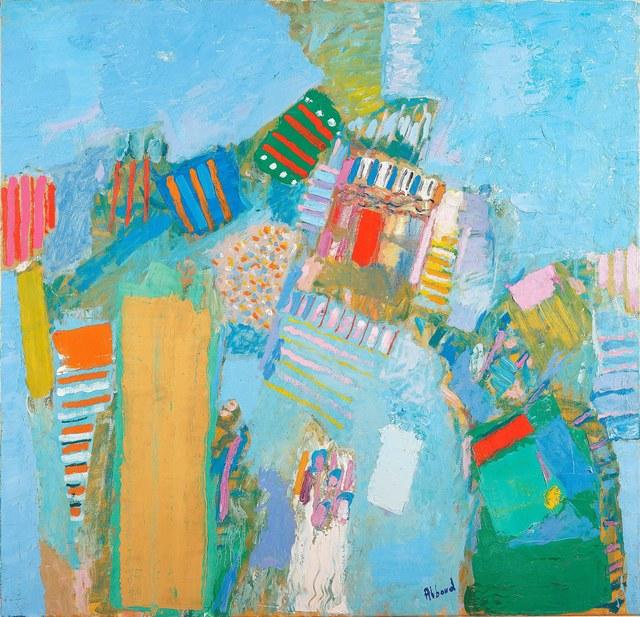 , 'Le Marché St Pierre,' 2002, Claude Lemand