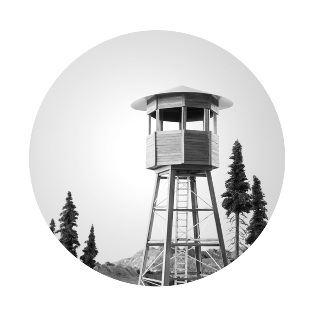 Bill Finger, 'Fire Tower I', 2016, Circuit Gallery