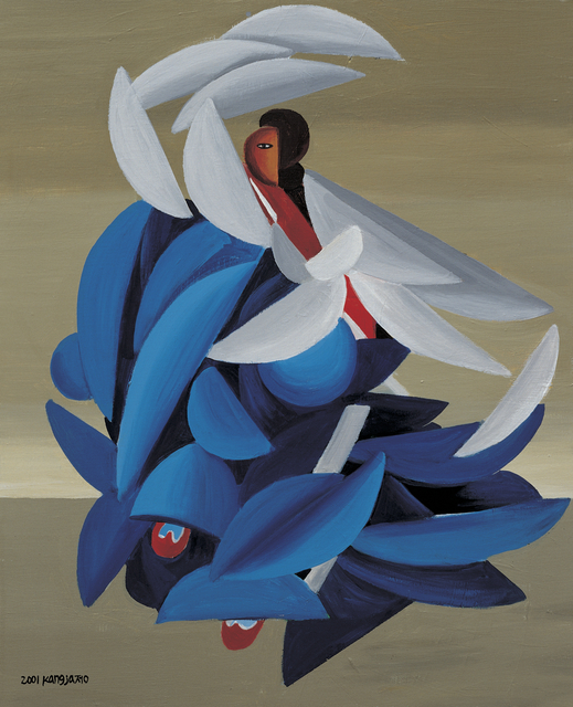 Kangja JUNG, 'Hanbok', 2001, Arario Gallery