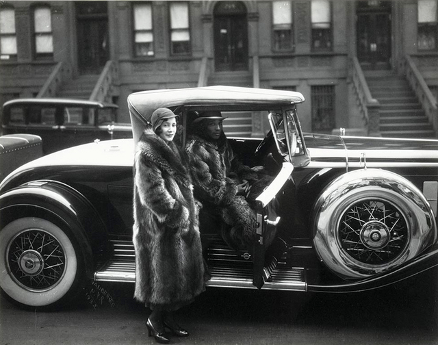, 'Couple with a Cadillac. Harlem.,' 1932, Danziger Gallery