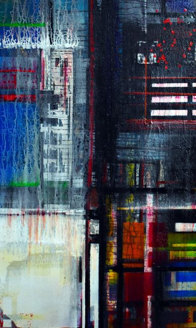 , 'City Scene,' , Fe Gallery