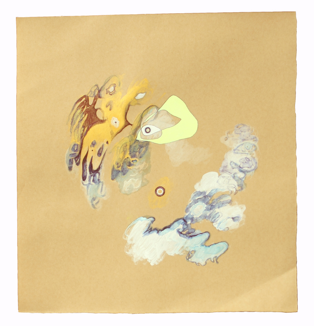 , 'Scorpio New Moon,' 2017, 50 Golborne