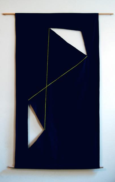 , 'Huecos (#4),' 2015, Proyectos Ultravioleta