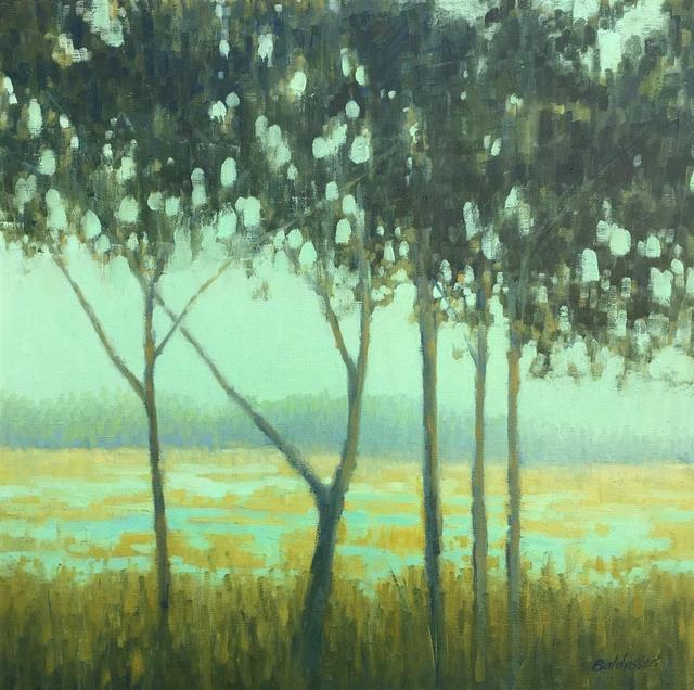 , 'Bayside Trees,' 2016, Bowersock Gallery