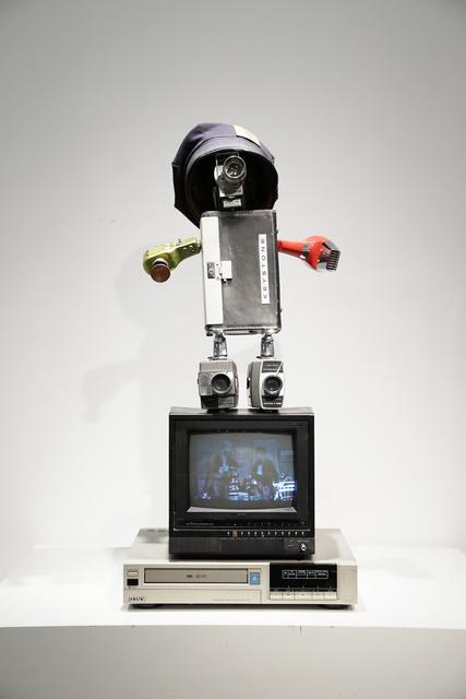 , 'Robot (Keystone Cop),' 1993, Opera Gallery