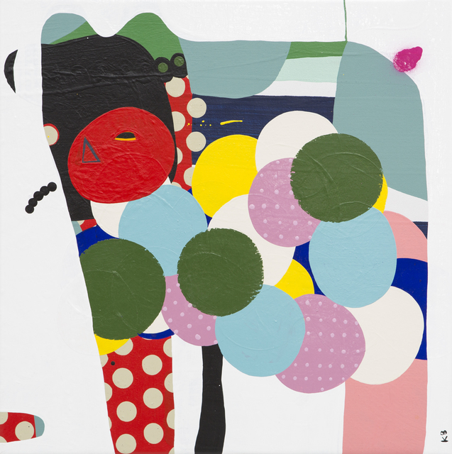 , 'Hunter,' 2017, Matthew Rachman Gallery