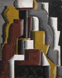 Formas abstractas ensambladas (Assembled Abstract Forms)