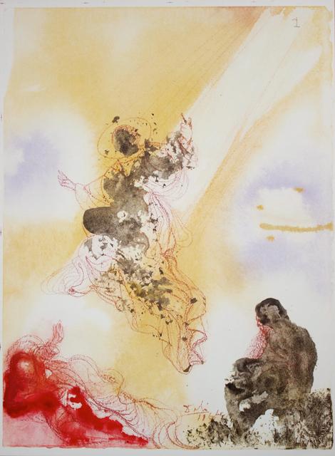 Salvador Dalí, 'Saint Raphael And Tobias', 1964-1967, Studio Mariani Gallery