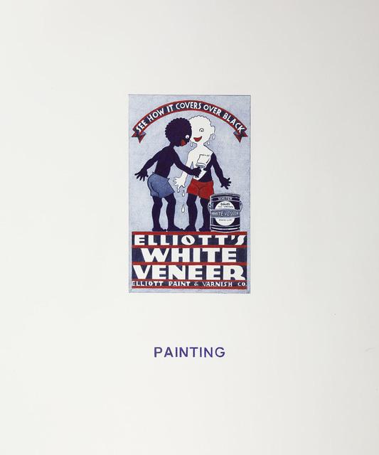 Giuseppe Stampone, 'Untitled', 2018, Painting, Eduardo Secci Contemporary
