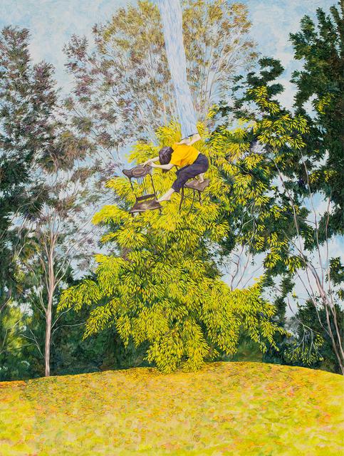, 'Last glow,' 2019, Sophie Gannon Gallery