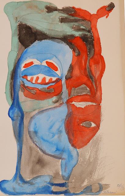 , 'Untitled (Liberation War),' 1973, Perve Galeria