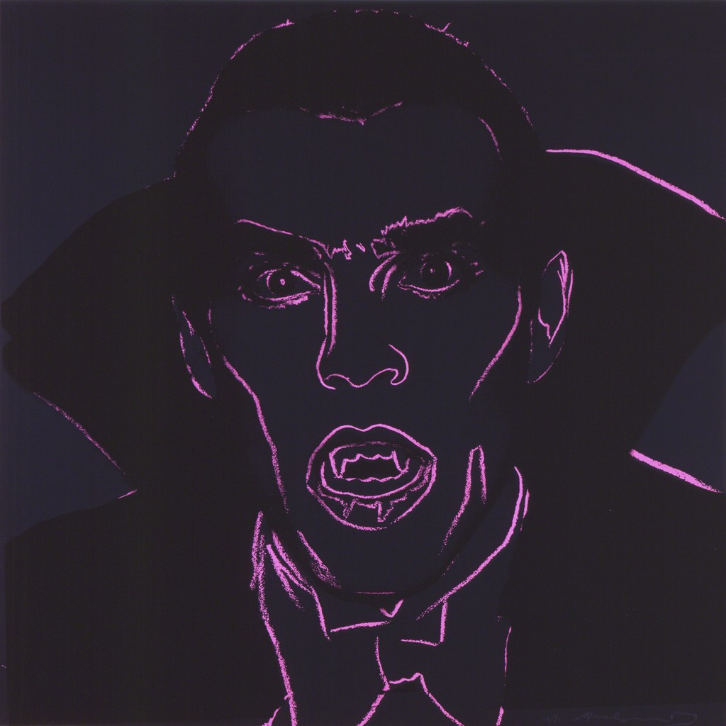 "Dracula from ""Myths"" portfolio"