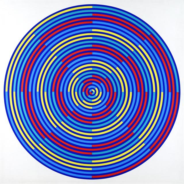 , 'C-185 (Four Color Shift),' 1965, D. Wigmore Fine Art
