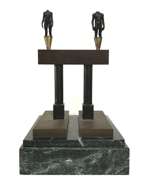 , 'Maquette for Olympic Gateway,' 1984, Robert Berman Gallery