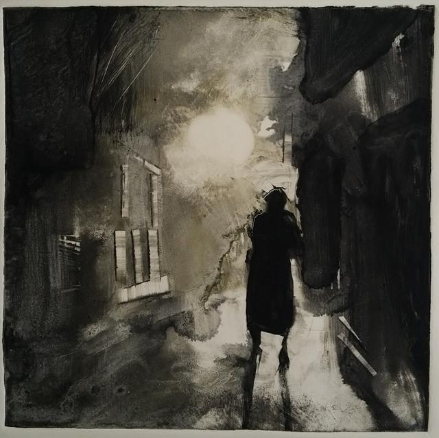 , 'Sleepwalk Redux #6,' 2015, Tabla Rasa Gallery