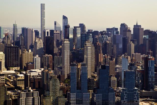 , 'Cityscape NYC,' , Galleri Duerr