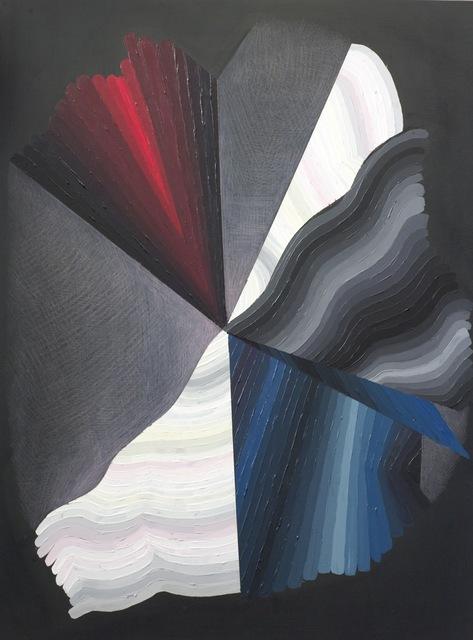 , 'circuitous #3,' 2014, Moskowitz Bayse