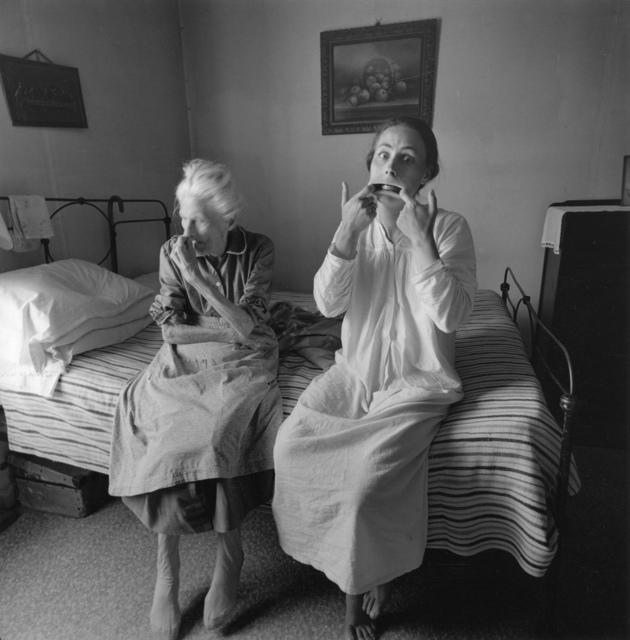Emmet Gowin, 'Edith and Rennie Booher, Danville, Virginia', 1971, Etherton Gallery