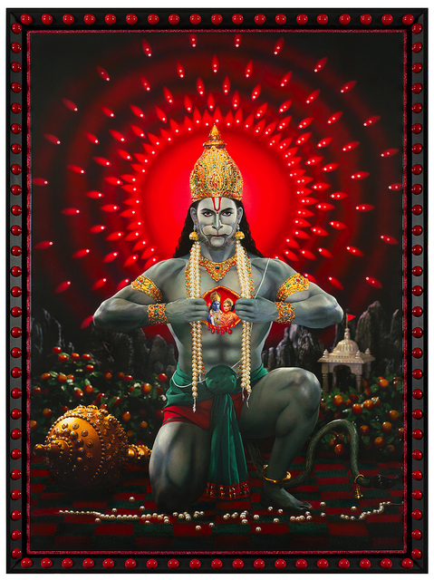 , 'Hanuman,' 2010, Maison Particulière