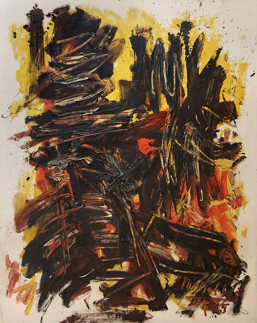 , 'Unknown Planet (Orpheus),' 1965, Hollis Taggart