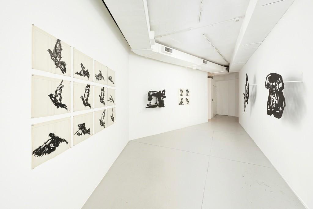 Goodman Gallery Artists Show Autos Post