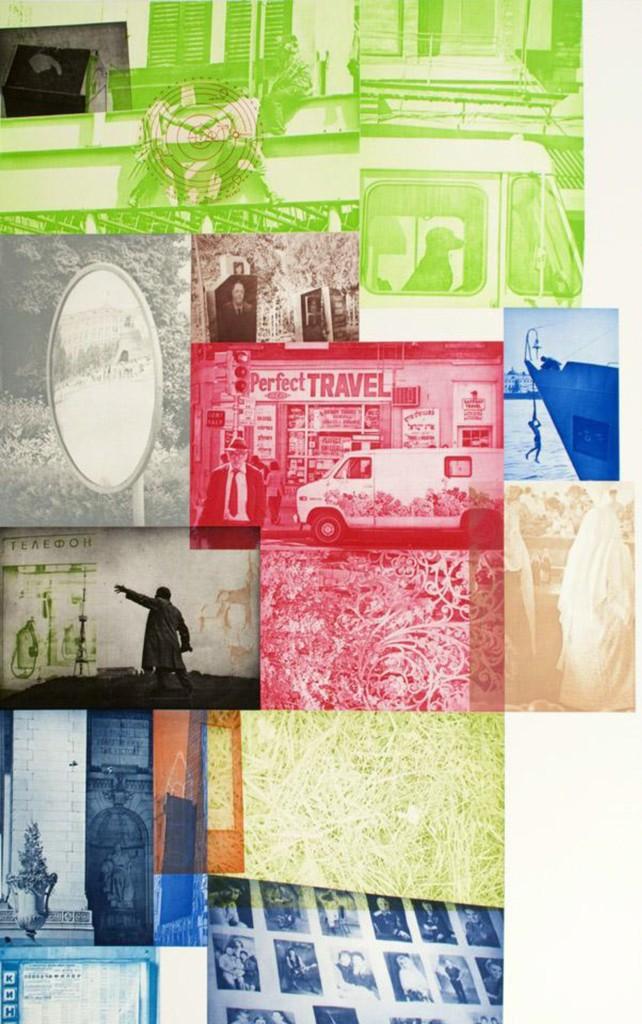Robert Rauschenberg, 'Soviet / American Array Vl,' 1991, Zane Bennett Contemporary Art