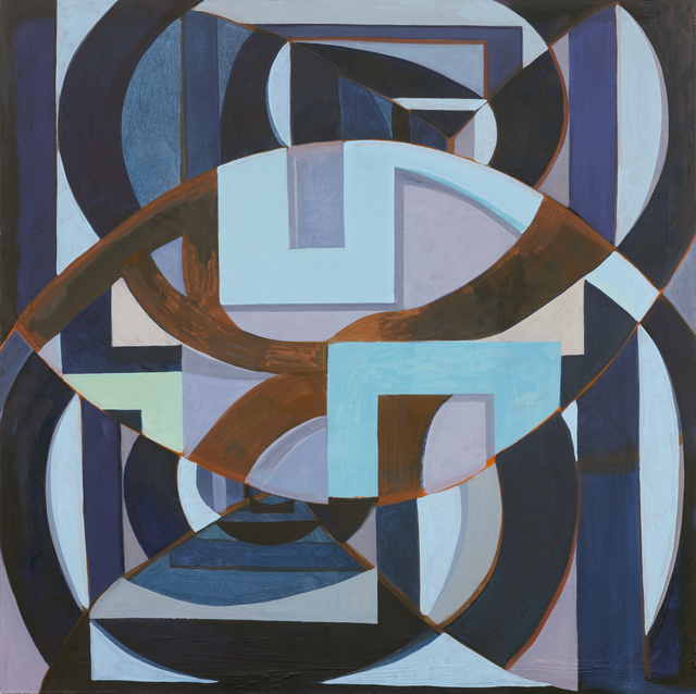 , 'Overlapped Space 重叠的空间,' 2017, Arario Gallery