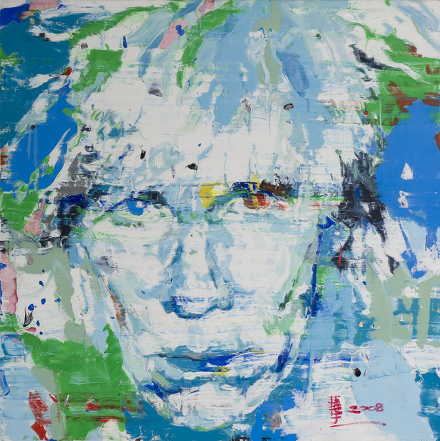 , 'Andy Warhol,' 2011, Tanya Baxter Contemporary