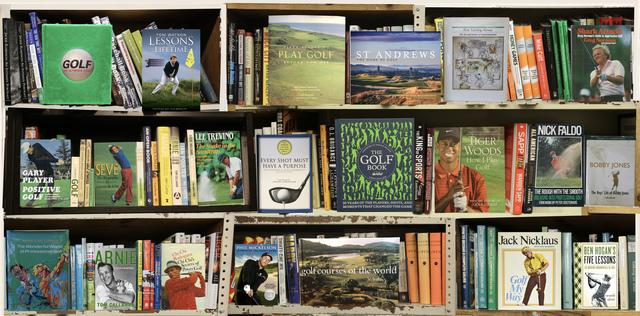 , 'Golf,' 2020, Axiom Contemporary