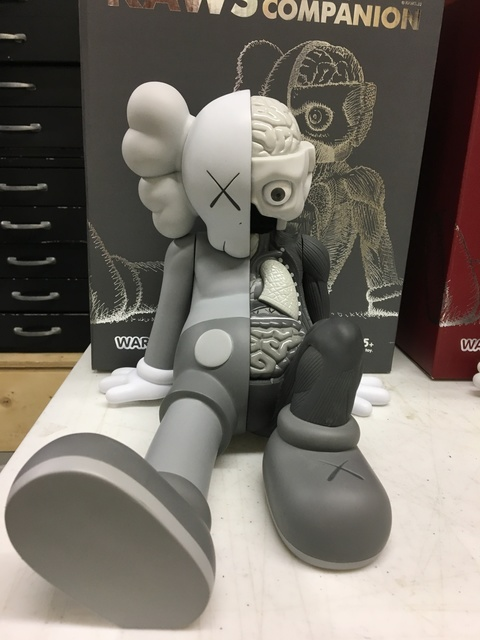 KAWS, 'Resting Place (grey)', 2013, Galerie C.O.A